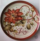 Poinsettia with joy