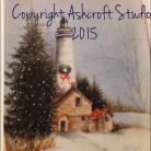 Lighthouse (A winter welcome)