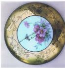 Mother of Pearl with Wild Roses